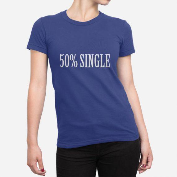 Ženska kratka majica Single