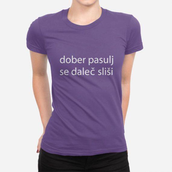 Ženska kratka majica Dober pasulj