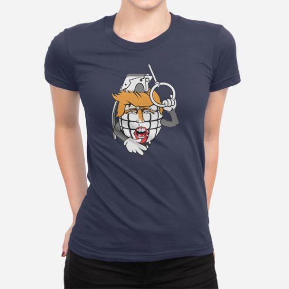 Ženska kratka majica Granata