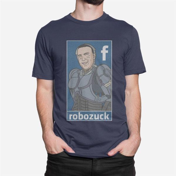 Moška kratka majica Robozuk