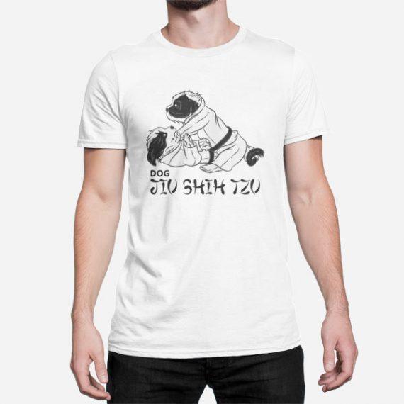 Moška majica Pasji Jiu Shih Tzu