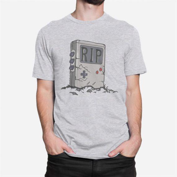 Moška majica Nintendo rip
