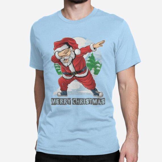 Moška majica Vesel božič