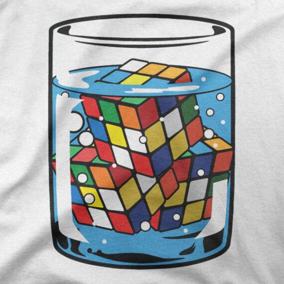Majica Rubik kocka