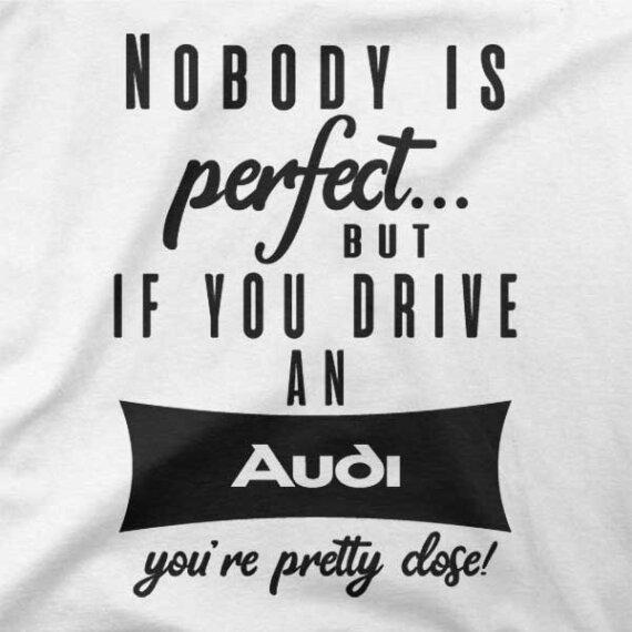 Majica Audi voznik