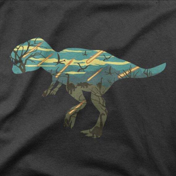 Design majica Tiranozaver Rex