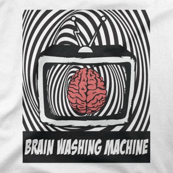 Design majice Pranje možganov